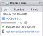 DeployOVF-RunningTask
