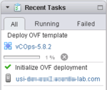 DeployOVF-RunningTask